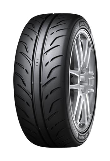 Dunlop Direzza® ZII tire image showing tread design