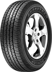 Dunlop Grandtrek® AT20™ tire image showing tread design