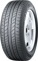 Dunlop Grandtrek® PT2A tire image showing tread design