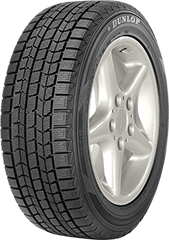 Dunlop Graspic® DS-3™ tire image showing tread design
