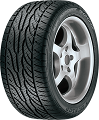 Dunlop SP Sport® 5000M™ tire image showing tread design
