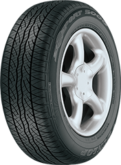 Dunlop SP Sport® 5000™ tire image showing tread design