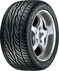 Dunlop SP Sport® 5000™ DSST® CTT™ tire image showing tread design