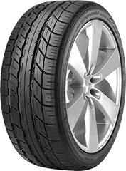 Dunlop SP Sport® 7010 A/S™ DSST® tire image showing tread design