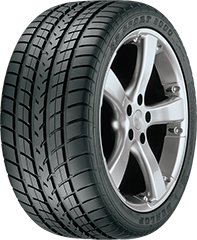 Dunlop SP Sport® 8000™ tire image showing tread design