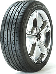 Dunlop SP Sport Maxx® 101™ tire image showing tread design