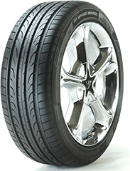 Dunlop SP Sport Maxx® A™ tire image showing tread design