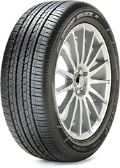 Dunlop SP Sport Maxx® A1™ tire image showing tread design