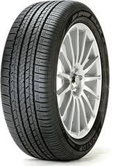 Dunlop SP Sport Maxx® A1 A/S™ tire image showing tread design