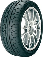 Dunlop SP Sport Maxx® GT 600 DSST® tire image showing tread design