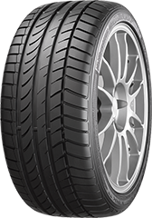 Dunlop SP Sport Maxx® TT DSST® tire image showing tread design