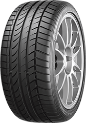 Dunlop SP Sport Maxx® TT  tire image showing tread design