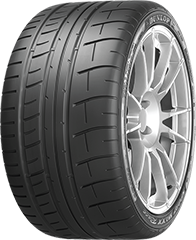 Dunlop Sport Maxx Race™  tire image showing tread design
