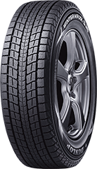 Dunlop Winter Maxx® SJ8  tire image showing tread design