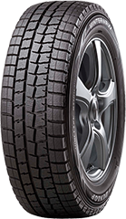 Dunlop Winter Maxx™  tire image showing tread design