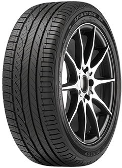 Dunlop Signature HP™ tire image showing tread design